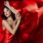 Мега сексуальные женщины в эротическом красном белье