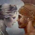 История одной из самых красивых и сексуальных богинь — Афродиты