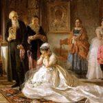 Как в старину дворянки теряли девственность и какие были последствия