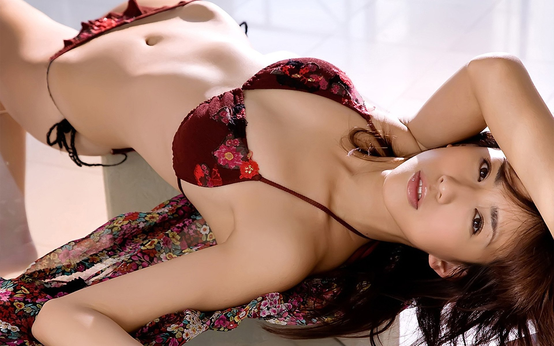 Hot japanese girl